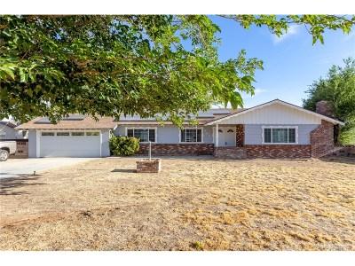 Quartz Hill Single Family Home For Sale: 4631 West Avenue M8