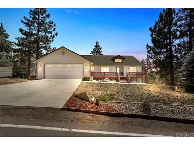 Tehachapi Single Family Home For Sale: 25640 Paramount Drive