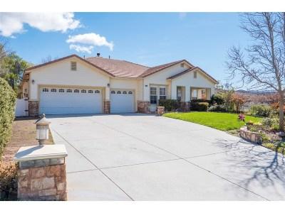 Acton Single Family Home For Sale: 34306 Desert Road