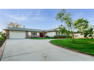 Chatsworth Single Family Home For Sale: 10901 Independence Avenue