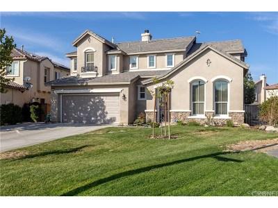 Lancaster Single Family Home For Sale: 43862 Marbella Street