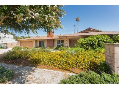 Thousand Oaks Single Family Home For Sale: 191 East Gainsborough Road