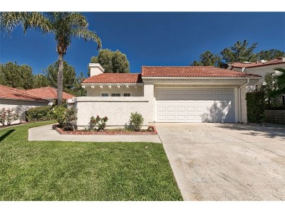 Los Angeles County Single Family Home For Sale: 26372 Marsala Drive