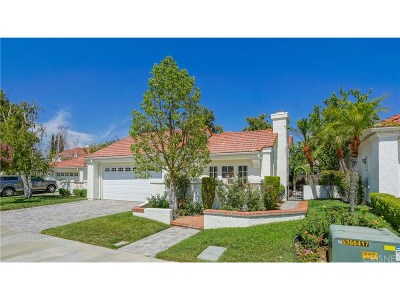 Valencia Single Family Home For Sale: 26210 Paolino Place