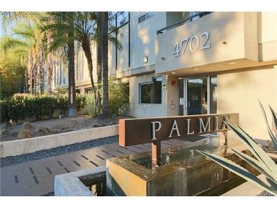 Sherman Oaks Condo/Townhouse For Sale: 4702 Fulton Avenue #209