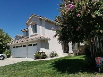 Valencia Single Family Home For Sale: 23853 Laurelwood Lane