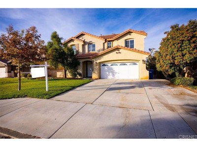 Lancaster Single Family Home For Sale: 5633 West Avenue L14