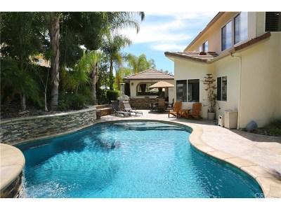 Valencia Single Family Home For Sale: 27320 Duxbury Place