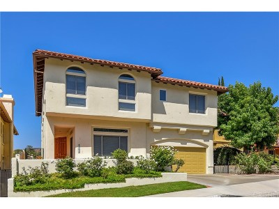 Newhall Single Family Home For Sale: 23511 Heritage Oak Court