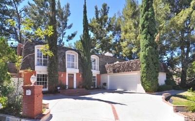 Chatsworth Single Family Home For Sale: 9731 Nevada Avenue