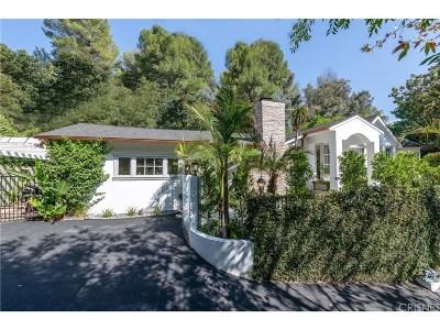 Encino Single Family Home For Sale: 3828 Hayvenhurst Avenue
