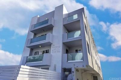 Los Angeles Condo/Townhouse For Sale: 1400 N Vista #2