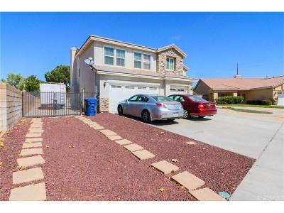 Lancaster Single Family Home For Sale: 2025 West Avenue K13
