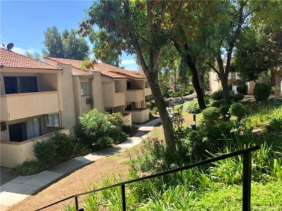 Agoura Hills Condo/Townhouse For Sale: 28947 Thousand Oaks Boulevard #112