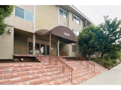 Toluca Lake Condo/Townhouse For Sale: 10707 Camarillo Street #309