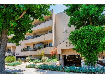 Condo/Townhouse For Sale: 5050 Coldwater Canyon Avenue #310
