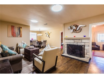 Van Nuys Single Family Home For Sale: 7002 Bevis Avenue