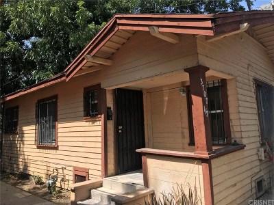 Los Angeles Rental For Rent: 3707 Trinity Street
