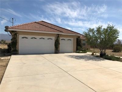 Littlerock Single Family Home For Sale: 10256 East Avenue T
