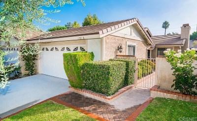 Valencia Condo/Townhouse For Sale: 25916 Pueblo Drive