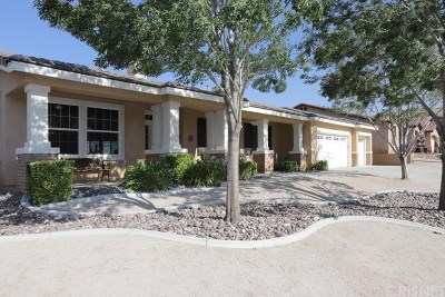 Palmdale Single Family Home For Sale: 40608 55th Street West