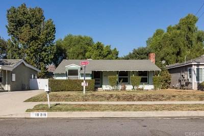 Chatsworth Single Family Home For Sale: 10219 Jordan Avenue