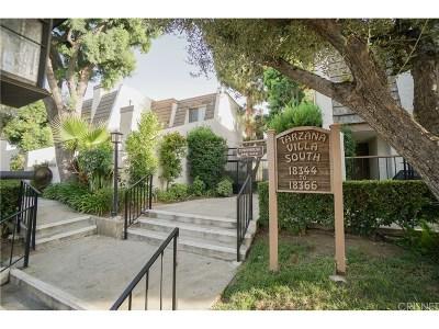 Tarzana Condo/Townhouse For Sale: 18366 Collins Street #B