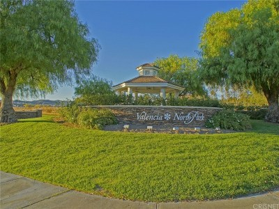 Valencia Single Family Home For Sale: 28148 Angelica Place