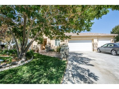 Los Angeles County Single Family Home For Sale: 4217 San Giovanni Court