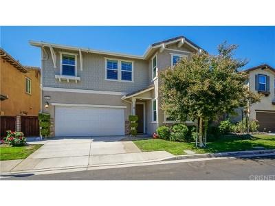 Valencia Single Family Home For Sale: 28343 Esplanada Drive