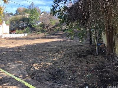 Tarzana Residential Lots & Land Active Under Contract: 4990 Vanalden Avenue