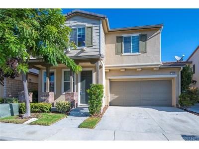 Valencia Single Family Home For Sale: 29003 Mirada Circulo #4