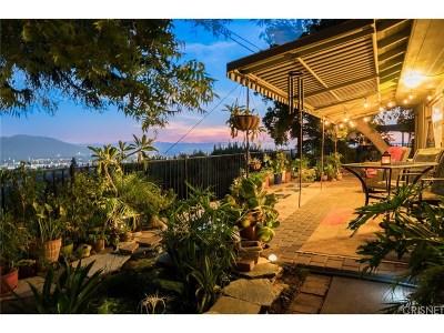 Burbank Single Family Home For Sale: 1207 East Tujunga Avenue