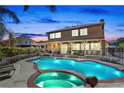 Palmdale Single Family Home For Sale: 40600 Harbour Town Court