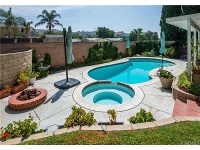 Valencia Single Family Home For Sale: 27502 Sycamore Creek Drive