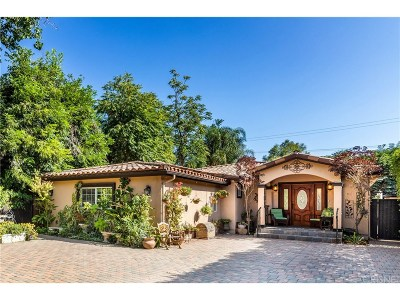 Single Family Home For Sale: 14822 Hartsook Street