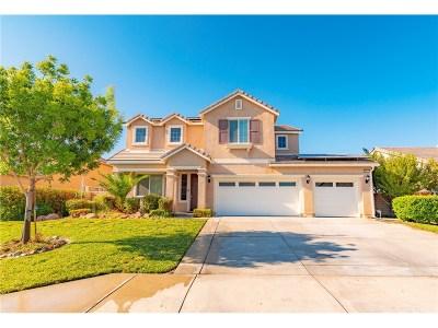 Lancaster Single Family Home For Sale: 3211 Albret Street