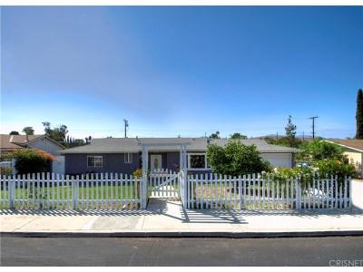 Thousand Oaks Single Family Home For Sale: 652 East Avenida De Las Flores