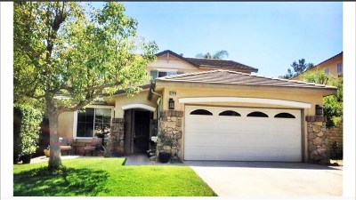 Saugus Single Family Home For Sale: 22910 Boxwood Lane