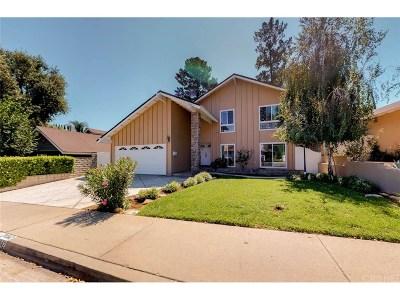 Agoura Hills Single Family Home Sold: 29342 Trailway Lane