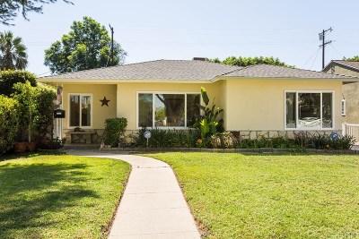 Lake Balboa CA Single Family Home For Sale: $589,000
