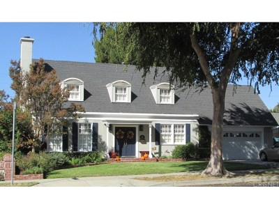 Chatsworth Single Family Home For Sale: 9653 Oakdale Avenue
