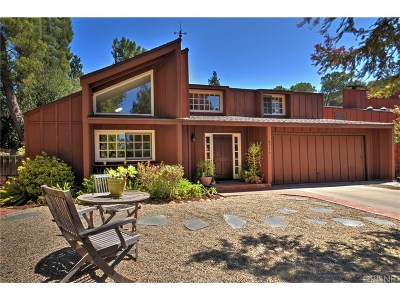 Single Family Home For Sale: 4116 Pine Hollow Road