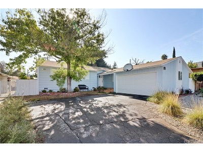 Sunland Single Family Home For Sale: 10320 Mather Avenue