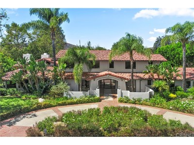 Westlake Village Single Family Home For Sale: 1683 Shetland Place