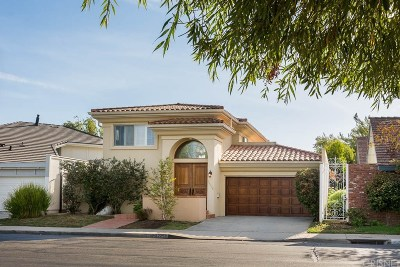 Westlake Village Single Family Home Sold: 32250 Oakshore Drive