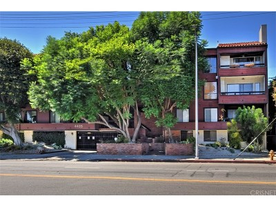 Condo/Townhouse For Sale: 4425 Whitsett Avenue #218