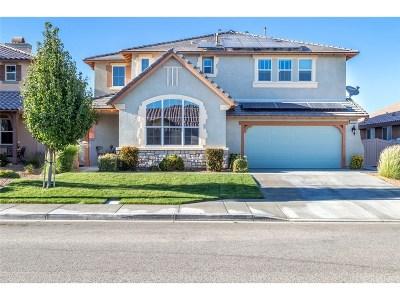 Lancaster Single Family Home For Sale: 3833 West Avenue J11
