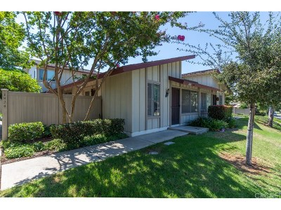 Thousand Oaks Condo/Townhouse For Sale: 1824 Orinda Court