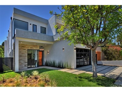 Single Family Home For Sale: 14736 Greenleaf Street